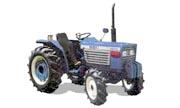 Iseki TE4270 tractor photo