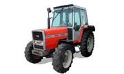 Massey Ferguson 284SK tractor photo