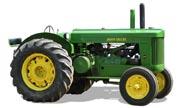 John Deere AR tractor photo