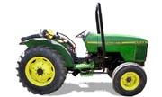 John Deere 5400N tractor photo