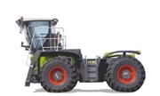 Claas Xerion 2500 tractor photo