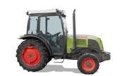 Claas Nectis 237 tractor photo