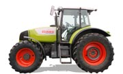 Claas Ares 836 tractor photo
