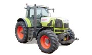 Claas Atles 926 tractor photo