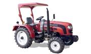 Foton 254 tractor photo