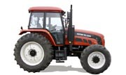 Foton 820 tractor photo