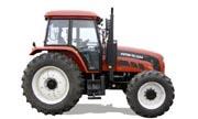 Foton 824 tractor photo
