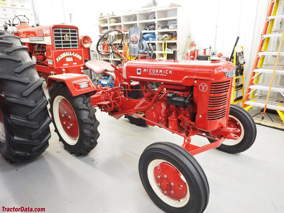 International Harvester DLD-2