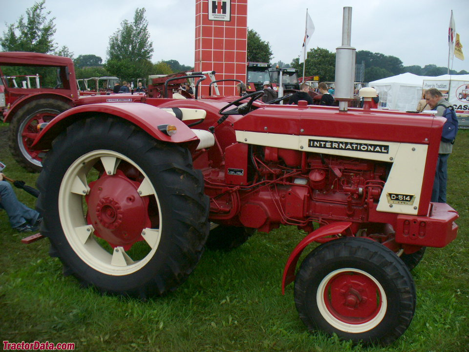International Harvester D-514