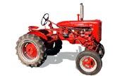 Farmall 100 tractor photo