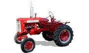Farmall 130 tractor photo