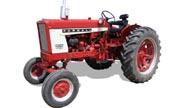 Farmall 504 tractor photo