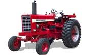 Farmall 826 tractor photo