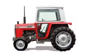 Massey Ferguson 550 tractor photo