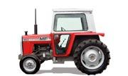 Massey Ferguson 565 tractor photo