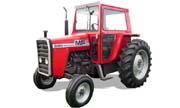 Massey Ferguson 590 tractor photo