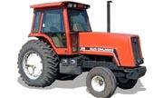 Deutz-Allis 8010 tractor photo
