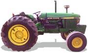 John Deere 2251 tractor photo