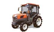 Hitachi TZ240 tractor photo