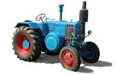 Lanz Bulldog D7506 tractor photo