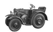 Lanz Bulldog D7521 tractor photo