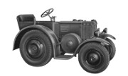 Lanz Bulldog D7531 tractor photo