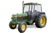 John Deere 1950 tractor photo
