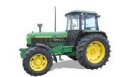 John Deere 3050 tractor photo