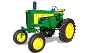 John Deere 730 Hi-Crop tractor photo