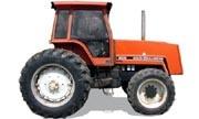 Deutz-Allis 8050 tractor photo