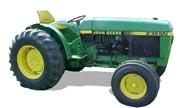 John Deere 2355N tractor photo