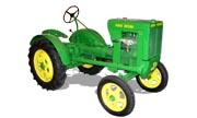 John Deere 62 tractor photo