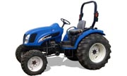 New Holland TC45A tractor photo