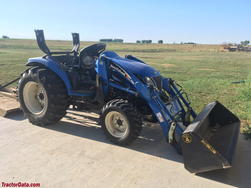 New Holland TC45A