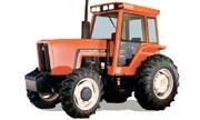 Deutz-Allis 6080 tractor photo
