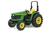 John Deere 4510 tractor photo