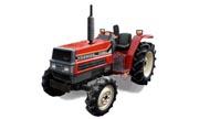 Yanmar FX26D tractor photo