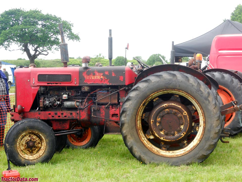 International Harvester B-614