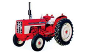 International Harvester 454E tractor photo