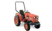 Kioti LB1714 tractor photo