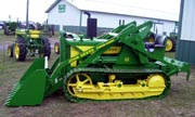 John Deere 430C tractor photo