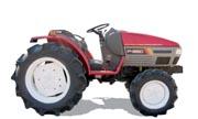 Yanmar F180D tractor photo