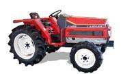 Yanmar FX435 tractor photo