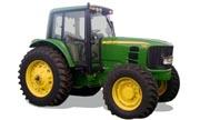 John Deere 7130 tractor photo