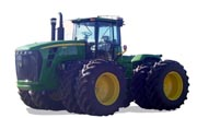 John Deere 9430 tractor photo