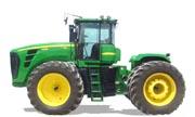 John Deere 9530 tractor photo