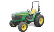 John Deere 4610 tractor photo