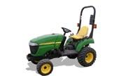 John Deere 2305 tractor photo