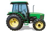 John Deere 5603 tractor photo