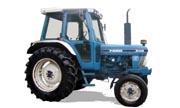 Ford 6410 Mark III tractor photo
